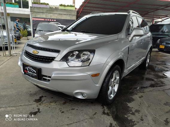 Chevrolet Captiva 2015 Sport Automatico 3.0 5p