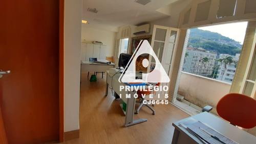 Sala Para Aluguel, Catete - Rio De Janeiro/rj - 30159