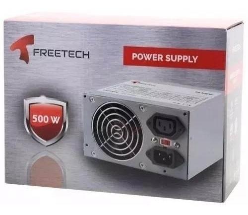 Fonte Atx Freetech 500w