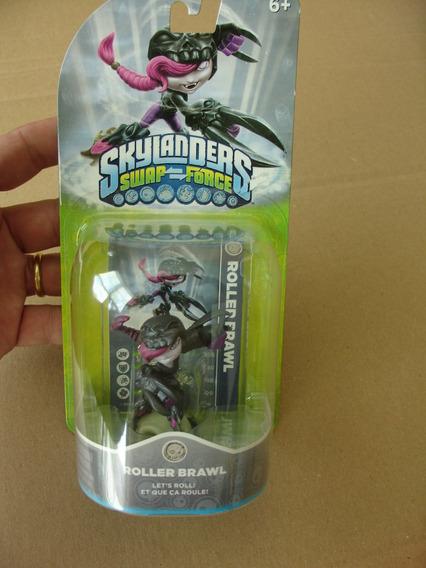 = Skylanders = Swap Force Roller Brawl Lacrado