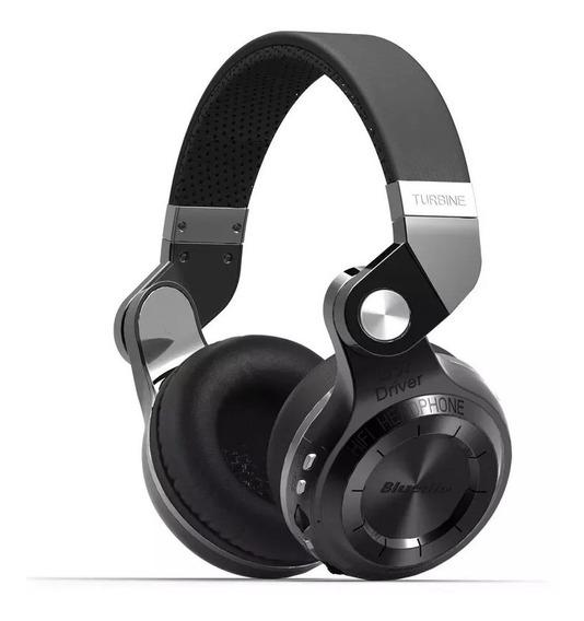 Fone Bluetooth 5.0 V. Nova Bluedio T2+ Fm+ Sd Promoção