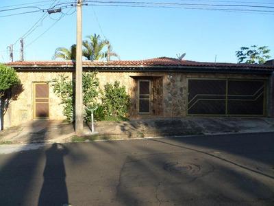 Casa Residencial Para Locação, Loteamento Santa Rosa, Piracicaba. - Ca1601