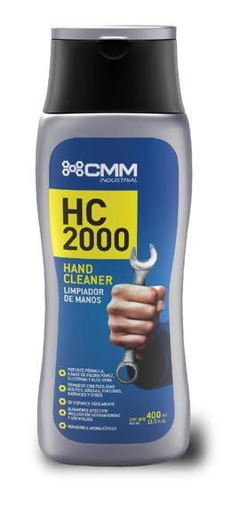 Cmm Limpiador Manos Hc2000 400ml