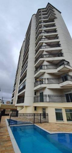 Imagem 1 de 30 de Apartamento Com 3 Dormitórios À Venda, 150 M² Por R$ 980.000,00 - Vila Rosália - Guarulhos/sp - Ap0865