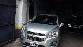 Chevrolet Tracker 1.8 Ltz 4x4 Aut 2014