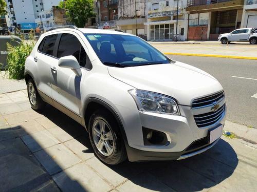 Chevrolet Tracker 1.8 Ltz Fwd Mt 140cv 2015