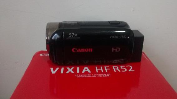Filmadora Canon Vixia Hf R52