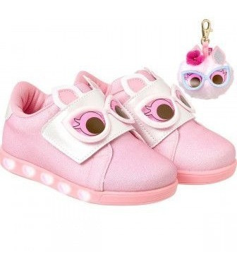 Tênis Infantil Sneaker Luz Dot