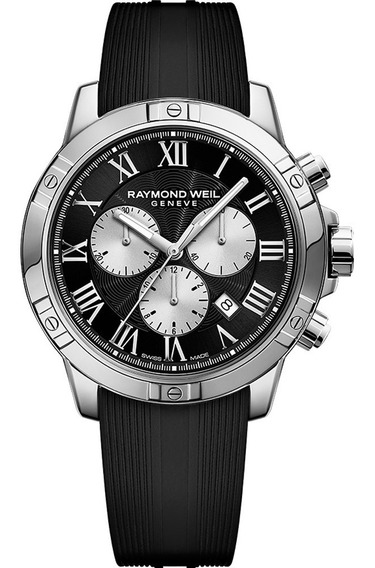 Reloj Raymond Weil Tango Caucho Rw8560sr00206