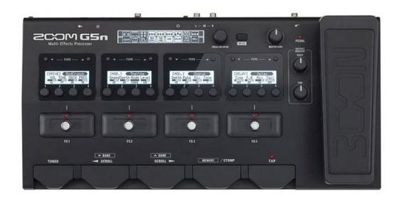 Pedalera Zoom G5-n