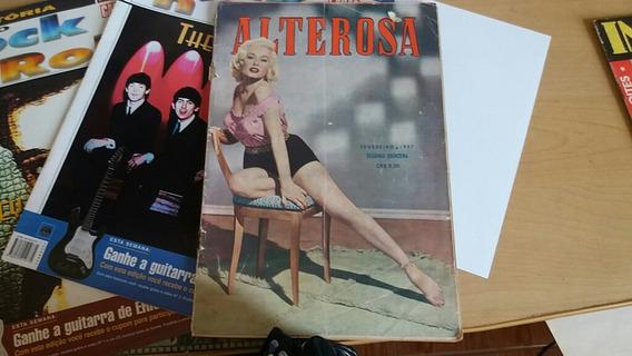 Revista Alterosa Fev 1957 Mamie Van Doren 252
