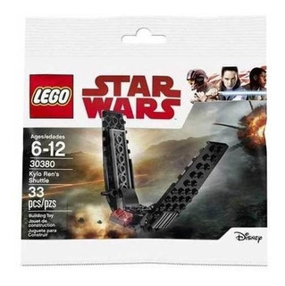 Lanzadera De Kylo Ren Star Wars Lego 0380
