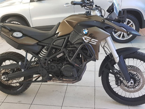 Moto Bmw F800 Gs 2013 Off Road Trilha Enduro