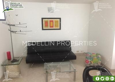 Arrendamientos De Apartamentos En Medellín Cód: 4665