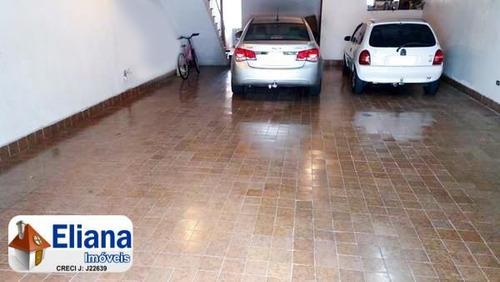 Sobrado Residencial X Comercial - Bairro Osvaldo Cruz - Gal8462