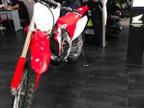Honda Crf250r 2018 E/ Electronico 12 Msi Con Tdc Partic
