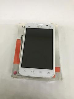 Lg Optimus L4 Ii Dual Tv E467 - 3mp, Wifi, 3g - Usado