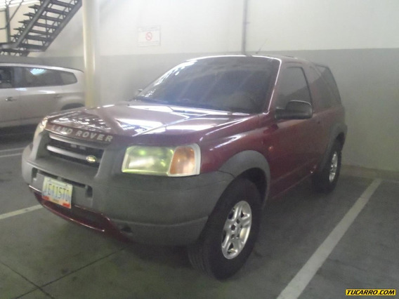Land Rover Freelander Sincronico
