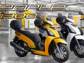 Honda Sh 300 - Kymco People 300i Cc