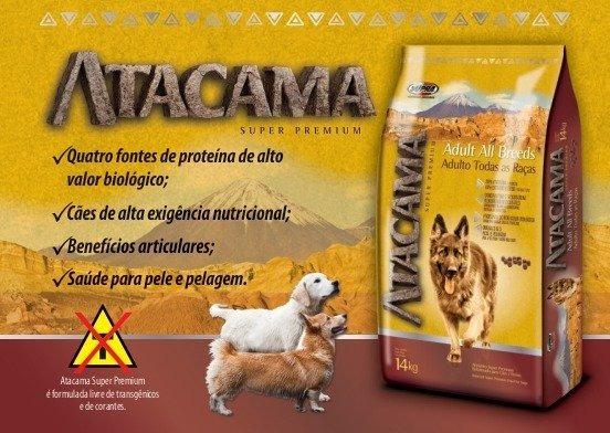 Atacama A Ração Super Premium Do Seu Cão 20kg
