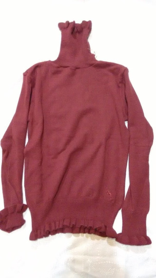 Polera Sweater De Nena Hermoso Tejido Marca Romeo Y Julieta