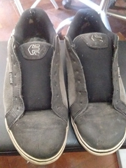 Zapatillas Etnies 45 Usadas