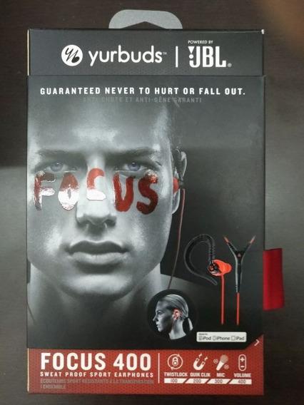 Fone De Ouvido Jbl Yurbuds Focus 400