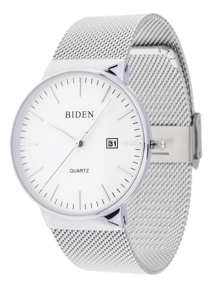 Biden Homens Quartz Relógio Moda Lazer Relógios Presentes Br