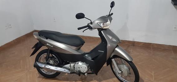 Honda Biz 125 Es 2009 Cinza