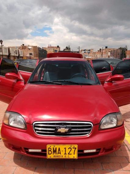 Chevrolet Esteem Full Equipo 2002