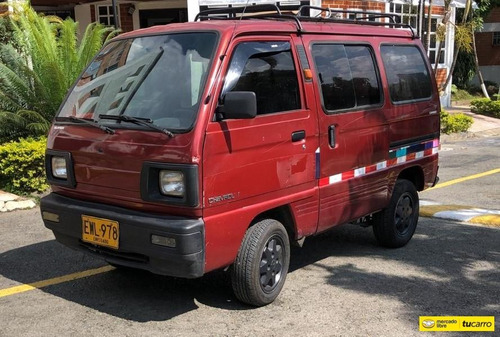 Chevrolet  Super Carry  Cargo Mt 1000