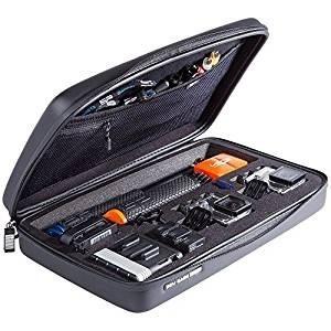 Gopro Hero 4,5,6 Maleta Pov Elite Grande Case Sp Gadgets