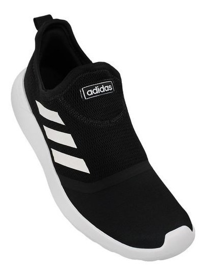 Tênis adidas Slip On F36663 Preto Original