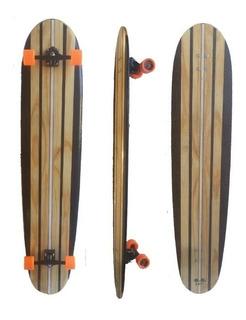 Longboard Classic 1,52m 60 Polegadas Montado Completo