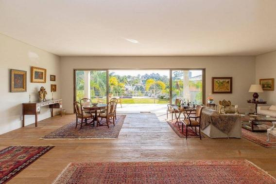 Casa Com 4 Dormitórios À Venda, 780 M² Por R$ 4.900.000,00 - Jardim Guedala - São Paulo/sp - Ca0132