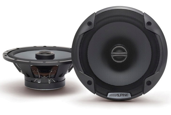 Parlantes Alpine 6 Spe6000 60 Rms Audio Secrets