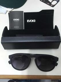 4f38a7408 Caixa Do Oculos Evoke Original - Óculos no Mercado Livre Brasil