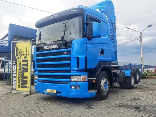 Scania R420 6x2  2005
