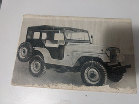 Manual Jeep Ford Willys Overland Original De Epoca