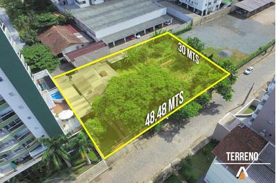 Acrc Imóveis - Terreno No Bairro Vila Nova Com 1.440,00 M² - Te00393 - 33701427
