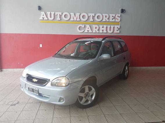 Chevrolet Classic Wagon 1.4 Lt 2010 $80.000 Y Cuotas!!