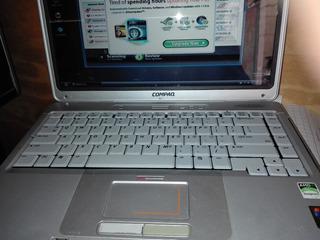 Notebook Compaq Presario V2000