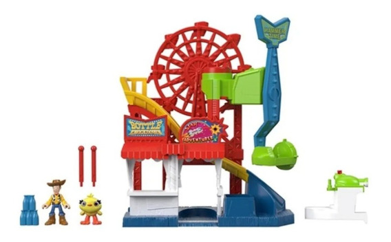 Juego Parque Fisher Price Toy Story 4