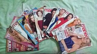 Lote Revista Manequim 1998