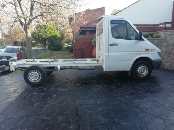 Mercedes Benz Sprinter Cdi 313 Chasis