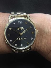Lindo Relógio Feminino Coach Original /novo