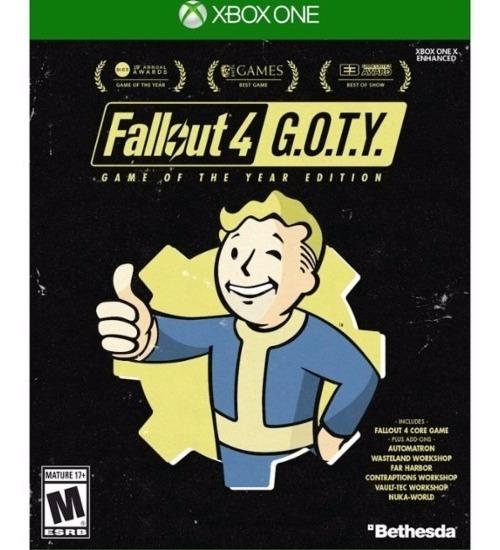 Fallout 4 Goty Xbox One Digital Online