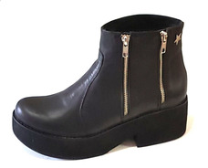 Botas Borcegos Mujer Numeros 41 42 43 44 Zinderella Shoes