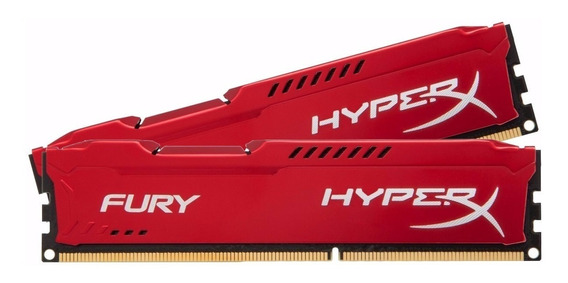 Memória Ddr3 8gb 1600mhz Kingston Hyperx