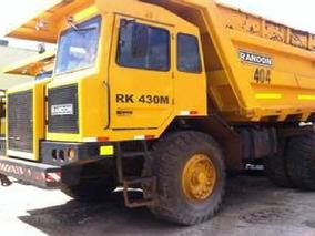 Caminhão Fora De Estrada Randon Rk430 Ano: 2010 - Cap 30 Ton